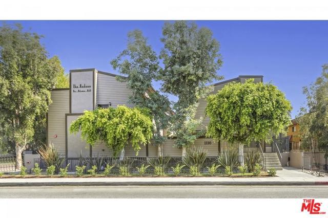 1116 E Palmer Avenue #14, Glendale, CA 91205 (MLS #18373242) :: The John Jay Group - Bennion Deville Homes