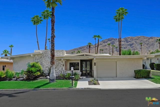 2194-2194 S La Paz Way, Palm Springs, CA 92264 (MLS #18373280PS) :: Deirdre Coit and Associates