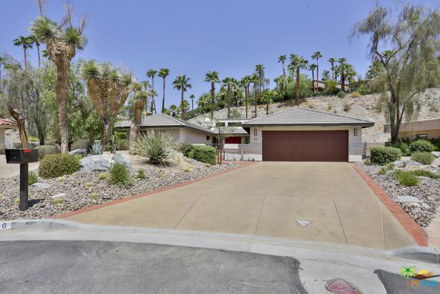 6 Saturn Circle, Rancho Mirage, CA 92270 (MLS #18373330PS) :: Brad Schmett Real Estate Group