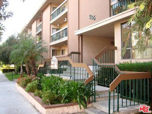 335 N Adams Street #214, Glendale, CA 91206 (MLS #18373370) :: The John Jay Group - Bennion Deville Homes