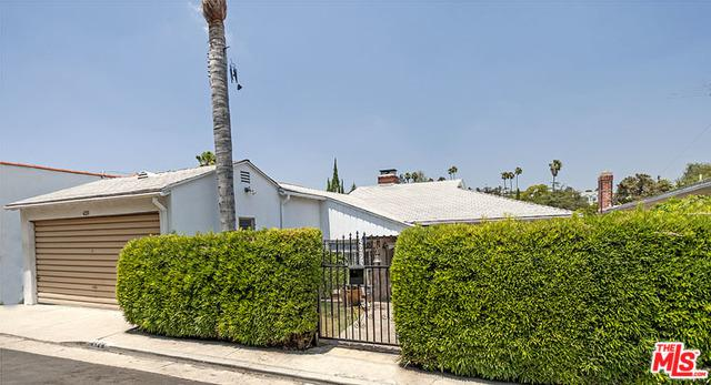 4129 Holly Knoll Drive, Los Angeles (City), CA 90027 (MLS #18373468) :: The John Jay Group - Bennion Deville Homes