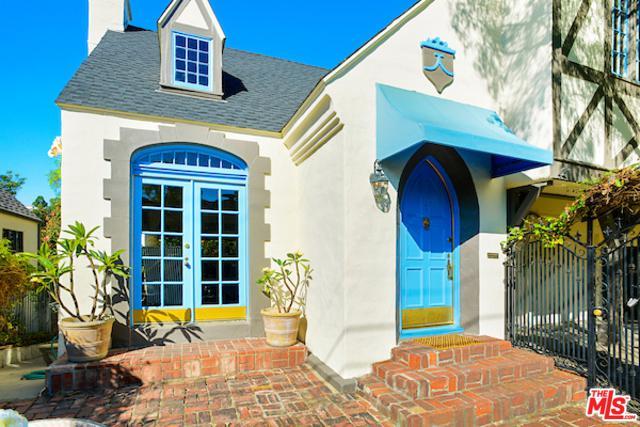 2086 Mound Street, Los Angeles (City), CA 90068 (MLS #18373870) :: The John Jay Group - Bennion Deville Homes