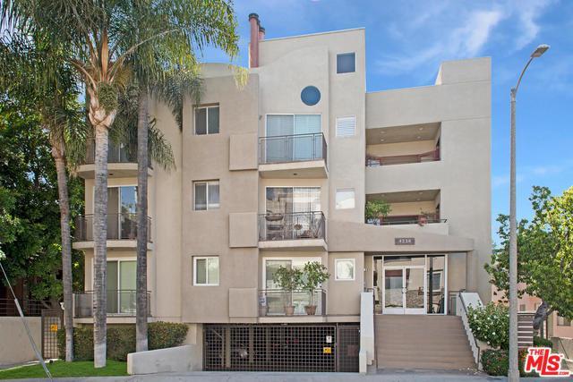 4236 Longridge Avenue #105, Studio City, CA 91604 (MLS #18373992) :: The John Jay Group - Bennion Deville Homes