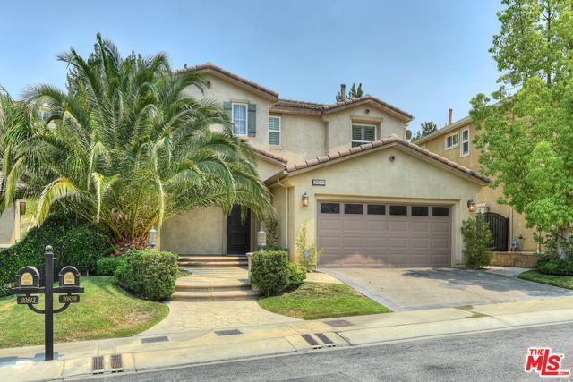 20839 Sorrento Lane, Northridge, CA 91326 (MLS #18374018) :: The John Jay Group - Bennion Deville Homes