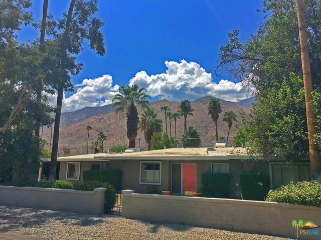 1555 S Indian, Palm Springs, CA 92264 (MLS #18374040PS) :: Team Wasserman
