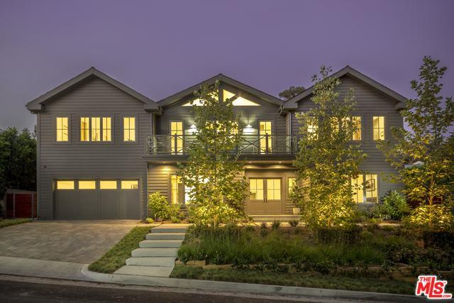 1034 Maroney Lane, Pacific Palisades, CA 90272 (MLS #18374054) :: The John Jay Group - Bennion Deville Homes