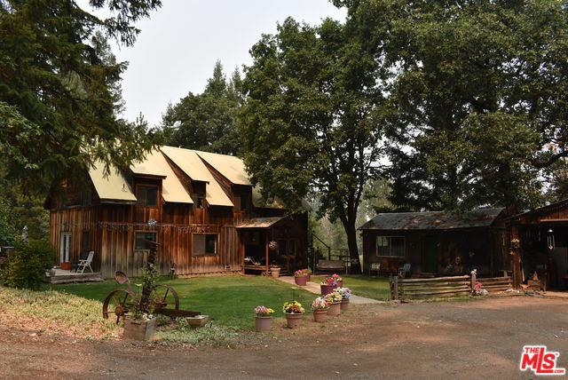 2129 Morgan Hill Road, Hayfork, CA 96041 (MLS #18374058) :: Team Wasserman