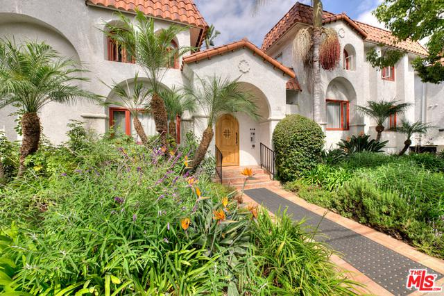 707 Grant Street #18, Santa Monica, CA 90405 (MLS #18374106) :: The John Jay Group - Bennion Deville Homes