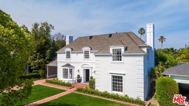 612 Trenton Drive, Beverly Hills, CA 90210 (MLS #18374578) :: The John Jay Group - Bennion Deville Homes
