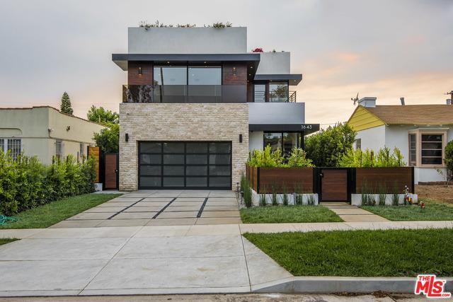 1643 S Carmelina Avenue, Los Angeles (City), CA 90025 (MLS #18374654) :: The John Jay Group - Bennion Deville Homes