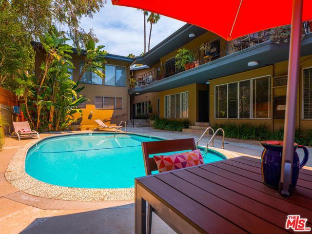 1275 Havenhurst Drive #17, West Hollywood, CA 90046 (MLS #18374670) :: The John Jay Group - Bennion Deville Homes