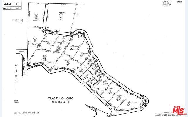 0-1859 Newell Rd, Malibu, CA 90265 (MLS #18374712) :: The John Jay Group - Bennion Deville Homes