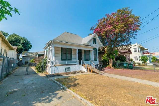 444 E Adams, Los Angeles (City), CA 90011 (MLS #18374768) :: The John Jay Group - Bennion Deville Homes