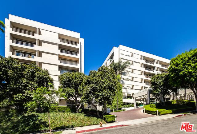 1131 Alta Loma Road #328, West Hollywood, CA 90069 (MLS #18374848) :: The John Jay Group - Bennion Deville Homes