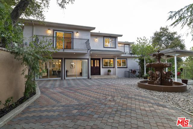 4353 Ensenada Drive, Woodland Hills, CA 91364 (MLS #18374870) :: The John Jay Group - Bennion Deville Homes
