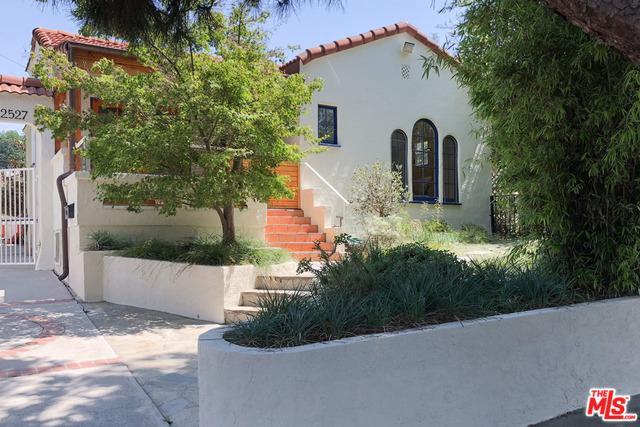 2527 Scott Avenue, Los Angeles (City), CA 90026 (MLS #18374896) :: The John Jay Group - Bennion Deville Homes