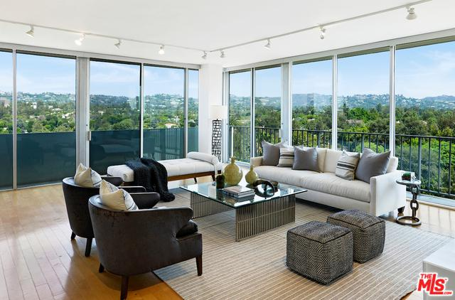10433 Wilshire #1009, Los Angeles (City), CA 90024 (MLS #18374916) :: The John Jay Group - Bennion Deville Homes