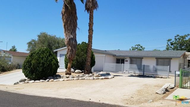 11024 Knobb Avenue, Morongo Valley, CA 92256 (MLS #18374962PS) :: The John Jay Group - Bennion Deville Homes