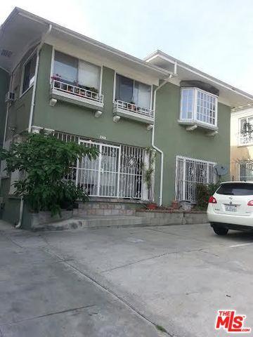 827 S Mariposa Avenue, Los Angeles (City), CA 90005 (MLS #18374964) :: The John Jay Group - Bennion Deville Homes