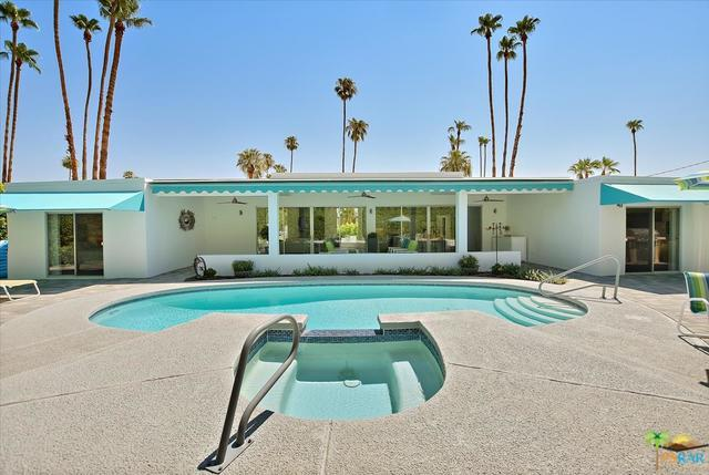 1273 S Calle Marcus, Palm Springs, CA 92264 (MLS #18374968PS) :: The John Jay Group - Bennion Deville Homes