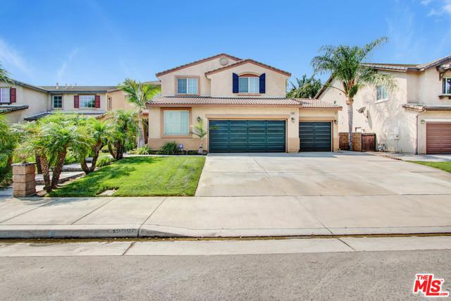 13835 Hawthorn Avenue, Eastvale, CA 92880 (MLS #18374976) :: Team Wasserman