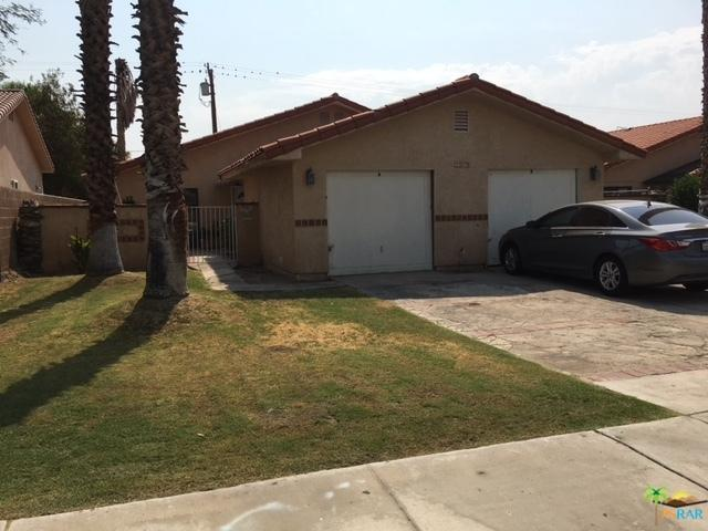 33870 Sky Blue Water, Cathedral City, CA 92234 (MLS #18375040PS) :: The John Jay Group - Bennion Deville Homes
