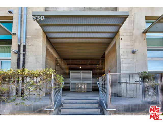 530 S Hewitt Street #443, Los Angeles (City), CA 90013 (MLS #18375042) :: The John Jay Group - Bennion Deville Homes