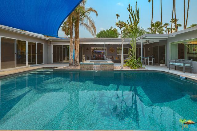 1243 S Sagebrush Road, Palm Springs, CA 92264 (MLS #18375088PS) :: Brad Schmett Real Estate Group