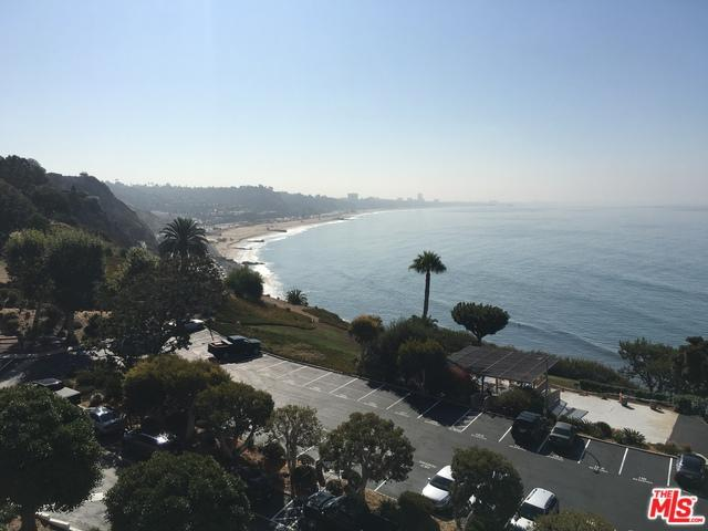 17350 W Sunset #703, Pacific Palisades, CA 90272 (MLS #18375120) :: The John Jay Group - Bennion Deville Homes