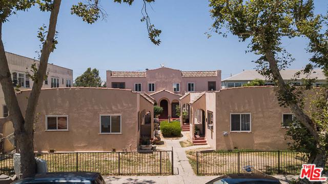 1215 S Plymouth, Los Angeles (City), CA 90019 (MLS #18375138) :: The John Jay Group - Bennion Deville Homes