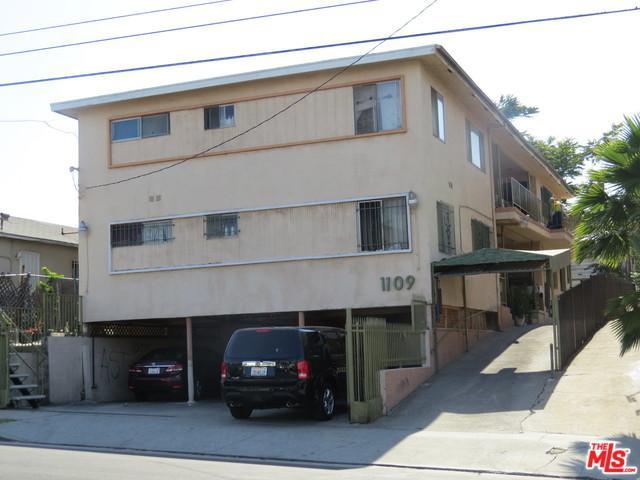 1109 S Ardmore Avenue, Los Angeles (City), CA 90006 (MLS #18375146) :: The John Jay Group - Bennion Deville Homes