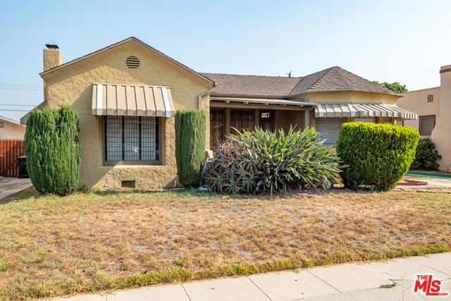2031 W 69th Street, Los Angeles (City), CA 90047 (MLS #18375226) :: The John Jay Group - Bennion Deville Homes