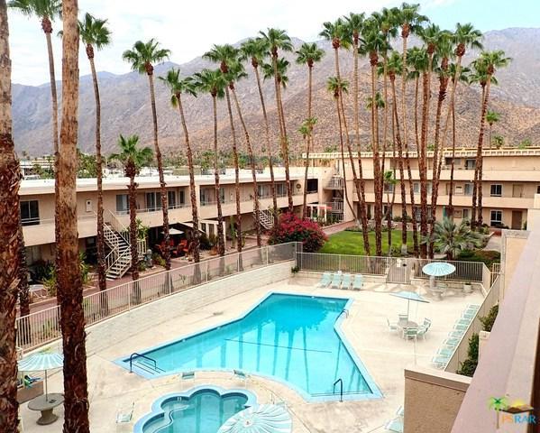 277 E Alejo Road P11, Palm Springs, CA 92262 (MLS #18375260PS) :: Brad Schmett Real Estate Group