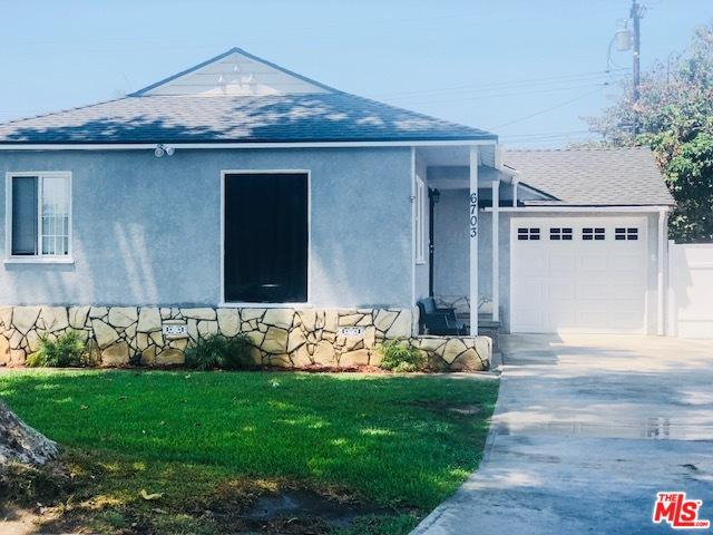 6703 Bollenbacher Drive, Pico Rivera, CA 90660 (MLS #18375412) :: The John Jay Group - Bennion Deville Homes
