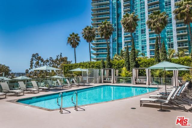 13650 Marina Pointe Drive #609, Marina Del Rey, CA 90292 (MLS #18375438) :: The John Jay Group - Bennion Deville Homes