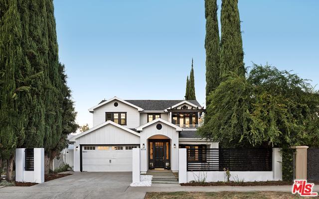 4714 Lemona Avenue, Sherman Oaks, CA 91403 (MLS #18375450) :: Hacienda Group Inc