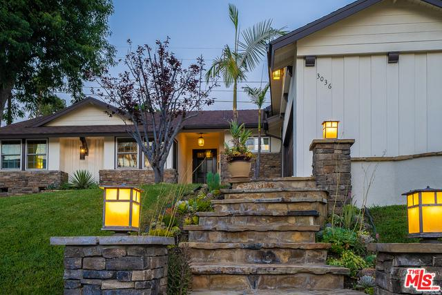 3036 N Keystone Street, Burbank, CA 91504 (MLS #18375462) :: The John Jay Group - Bennion Deville Homes