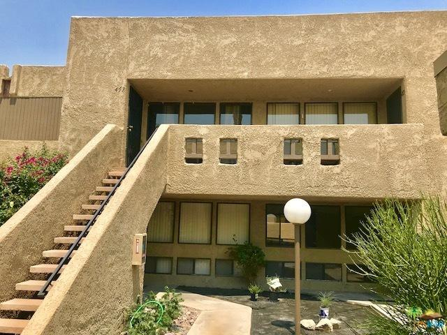 453 Bradshaw Lane #35, Palm Springs, CA 92262 (MLS #18375660PS) :: Brad Schmett Real Estate Group