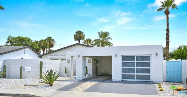913 Arroyo Vista Drive, Palm Springs, CA 92264 (MLS #18376732PS) :: Brad Schmett Real Estate Group