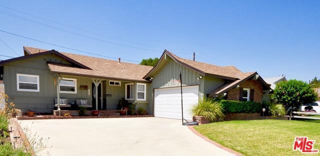 10601 Monogram Avenue, Granada Hills, CA 91344 (MLS #18376794) :: Team Wasserman