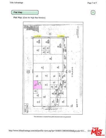 0 Vac/Vic Avenue V/190 St E, Lake Los Angeles, CA 93591 (MLS #18377784) :: Deirdre Coit and Associates