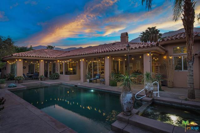 955 Azalea Circle, Palm Springs, CA 92264 (MLS #18378532PS) :: Team Wasserman