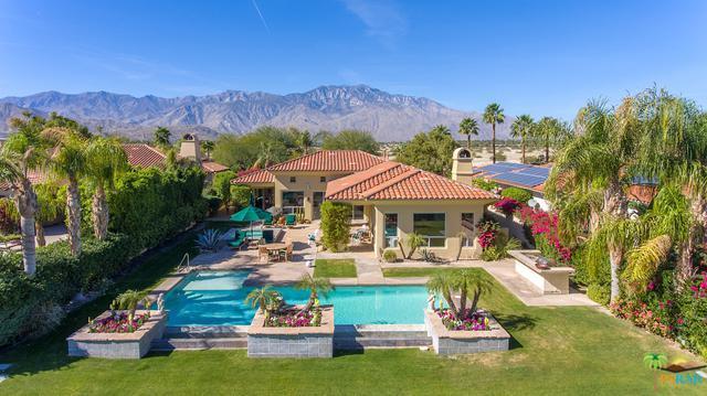344 Loch Lomond Road, Rancho Mirage, CA 92270 (MLS #18379776PS) :: Brad Schmett Real Estate Group