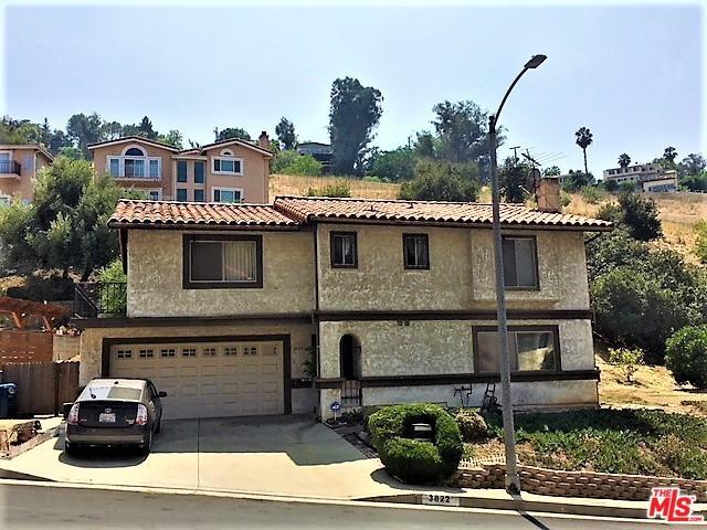3822 Ackerman Drive, Los Angeles (City), CA 90065 (MLS #18380030) :: Team Wasserman