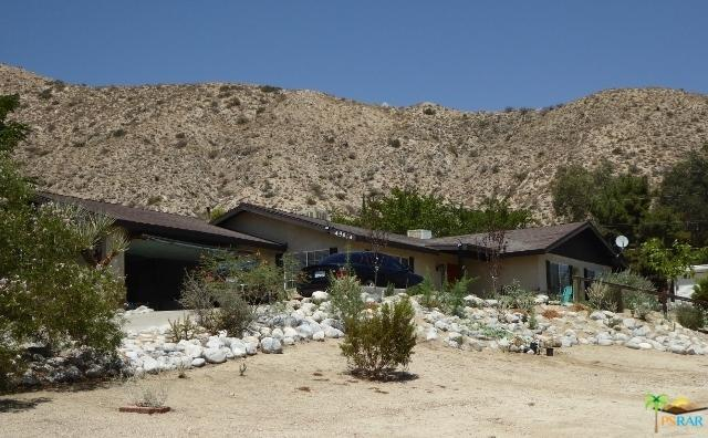49014 Mojave Drive, Morongo Valley, CA 92256 (MLS #18380056PS) :: Deirdre Coit and Associates