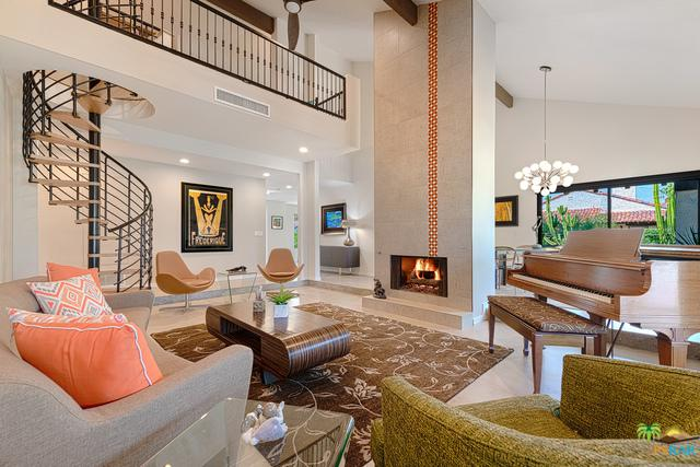 48 Calle Lista, Rancho Mirage, CA 92270 (MLS #18380142PS) :: The John Jay Group - Bennion Deville Homes