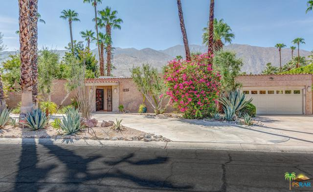 1475 S Paseo De Marcia, Palm Springs, CA 92264 (MLS #18380342PS) :: The John Jay Group - Bennion Deville Homes