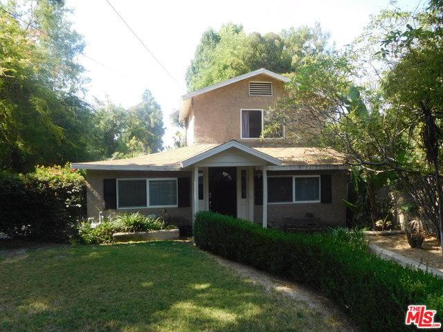 202 E Las Flores Drive, Altadena, CA 91001 (MLS #18380372) :: The John Jay Group - Bennion Deville Homes