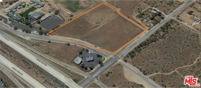 0 Vac/Cor Crown Valley Rd/, Acton, CA 93510 (MLS #18380610) :: The John Jay Group - Bennion Deville Homes