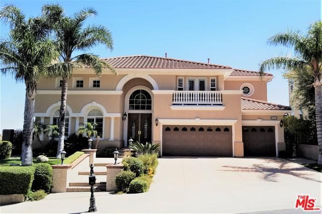 20204 Via Medici, Northridge, CA 91326 (MLS #18381104) :: Hacienda Group Inc